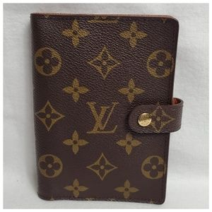 Authentic Preowned LV Agenda